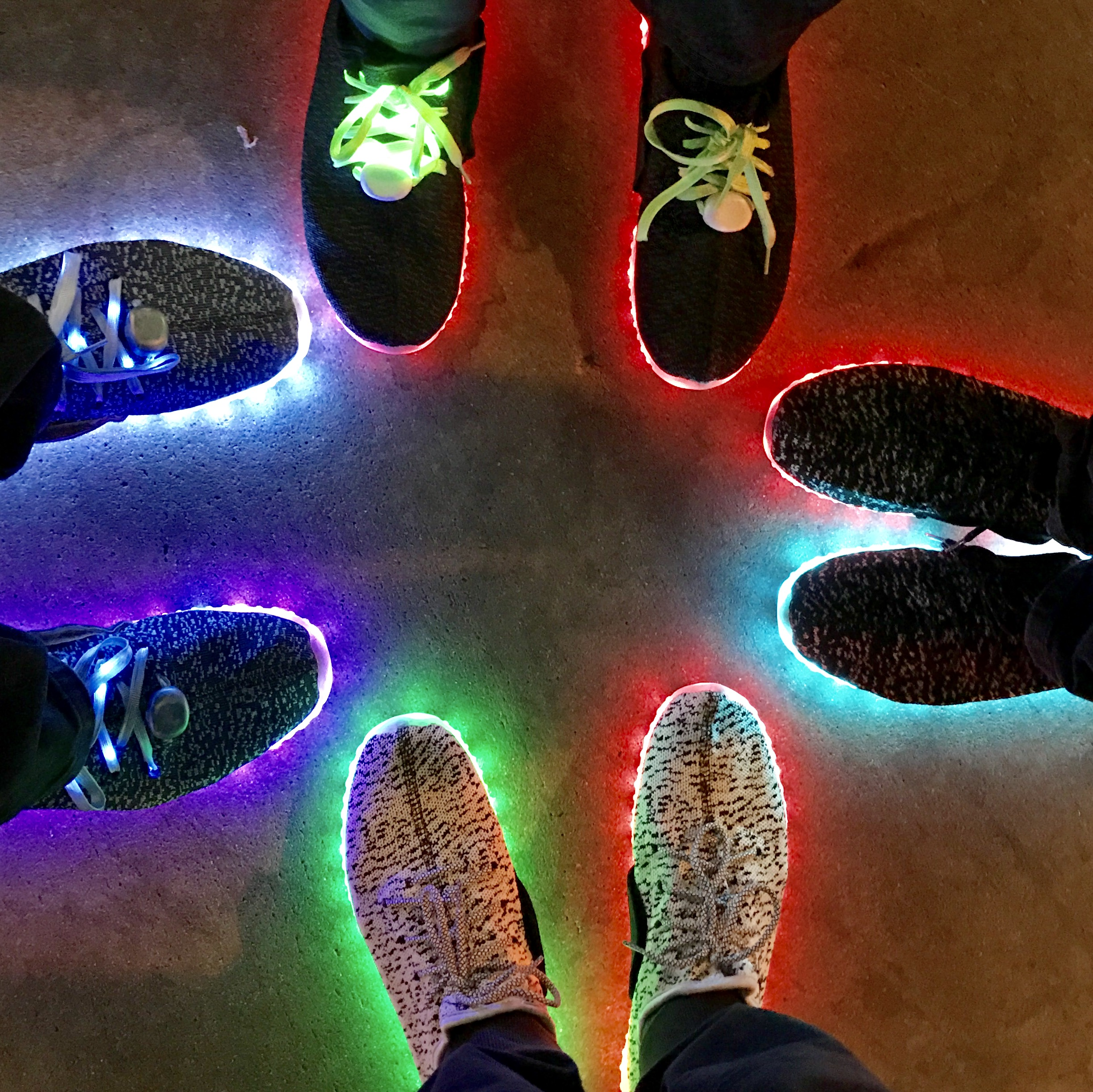 Light-up Shoes