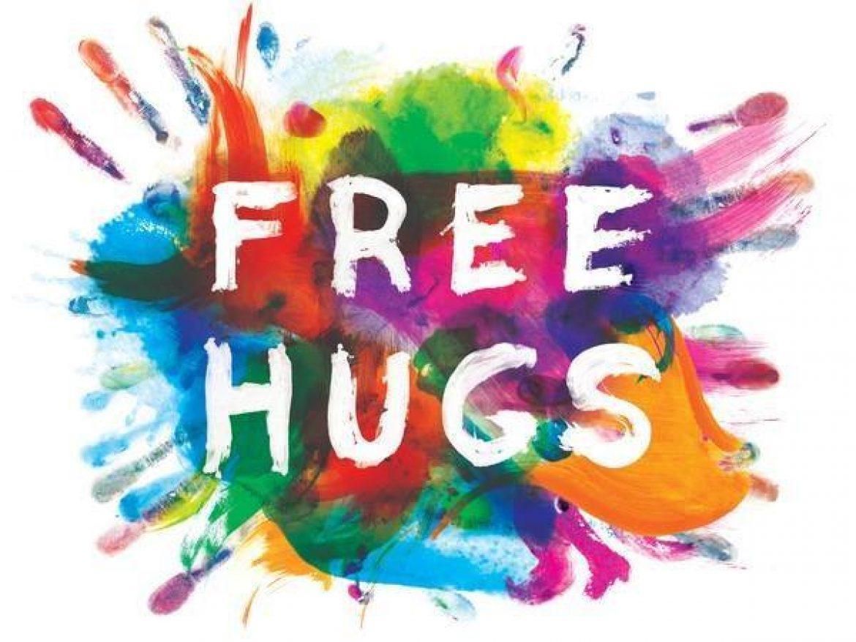 free hugs campaign Freehugscampaignorg at press about us prometheus' odysseyfree hugs campaign — learn social media by example«hier mag hij zich op zijn gemak voelen» – klasse.
