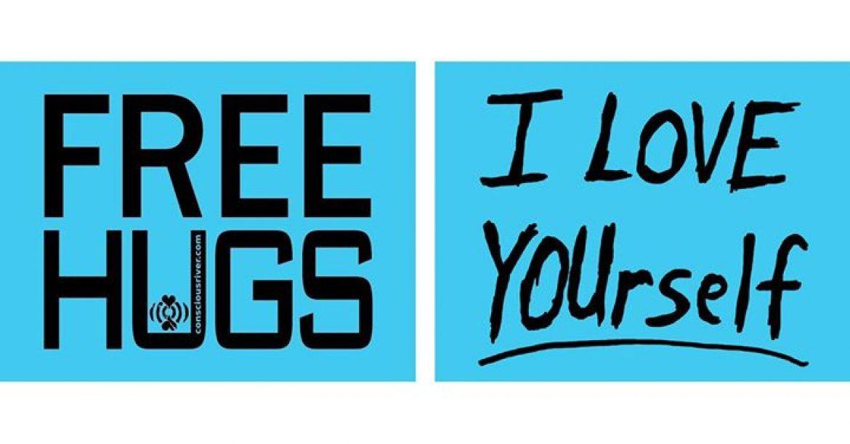 New Years Eve Free Hugs / I Love YOUrself Love Drop! (Las Vegas, NV)