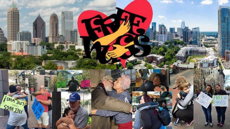Free Hugs 2.0 (Atlanta, GA)